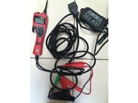 Vehicle electrical voltage tester