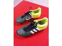 Adidas Ace 15.3 Football boots size 5. 1/2