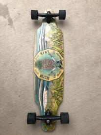Sector 9 Lookout mini longboard skateboard
