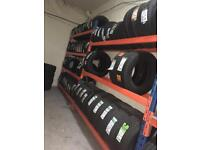 215/75/16c x1 new fully fitted tyre