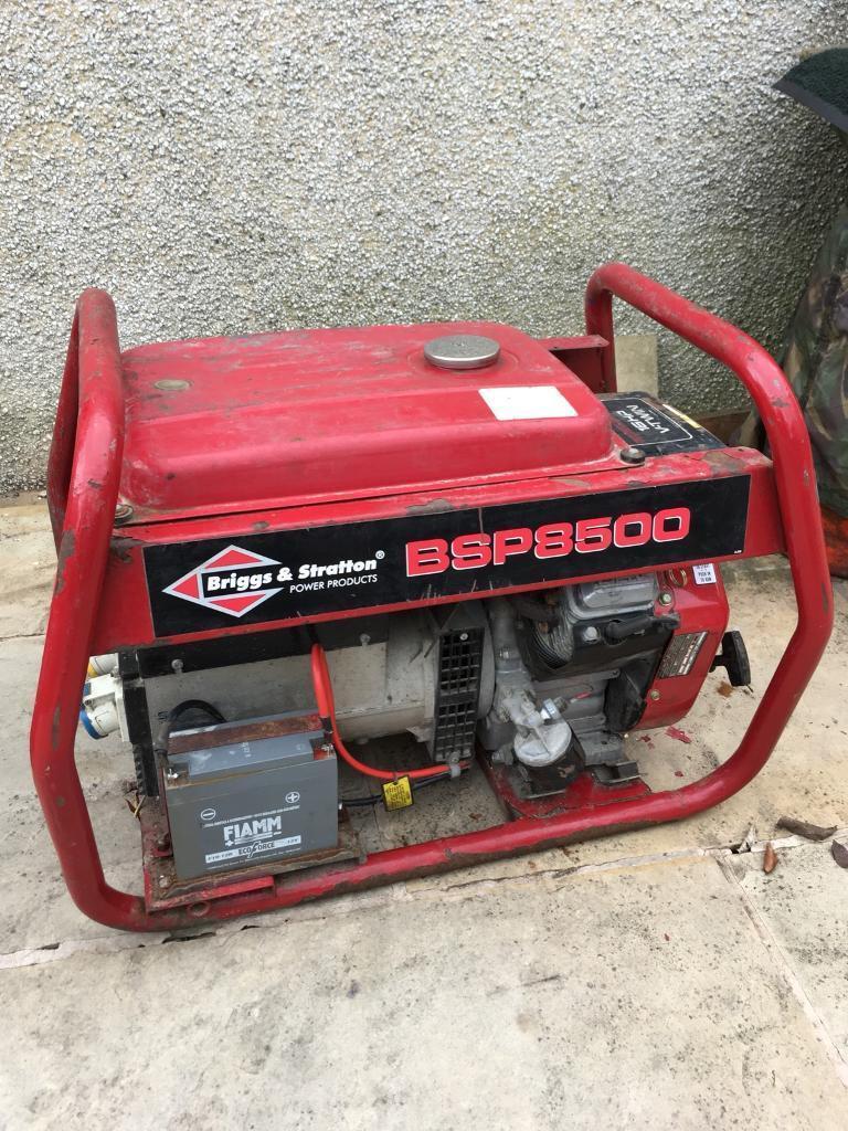 Briggs and Stratton Vanguard 16hp generator  | in Wyke, West Yorkshire |  Gumtree