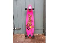 SKATEBOARD SECTOR 9 GULLWING MISSION 1