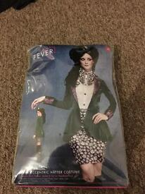Lady mad hatter fancy dress cosutme