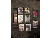 Sega Mega Drive Games Bundle