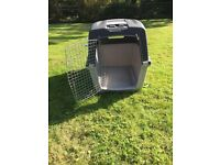 Dog air transport kennel