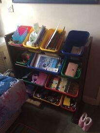 Toy/ book storage