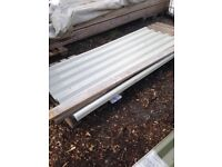 New Metal Roofing Sheets all lengths available up to 12 foot