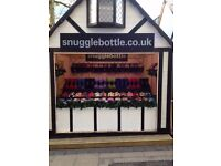 Two part-time sales assistants wanted for stall at Chester Christmas Market. Good rate of pay
