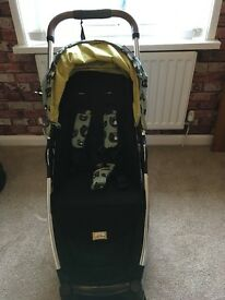 Mamas and papas armadillo pushchair by Donna wilson