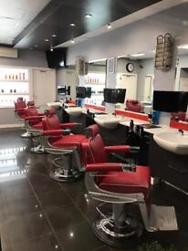 Experienced Barber partnership in business
