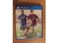 Fifa 15 PS4 game £5 perfect condition