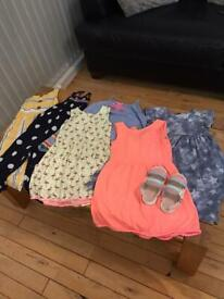 Clothes bundle 3-4 years girls