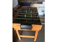 Snooker / football table