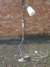 Ikea floor/reading lamp