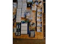 Electrical job lot