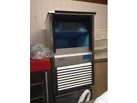 ITV ice machine