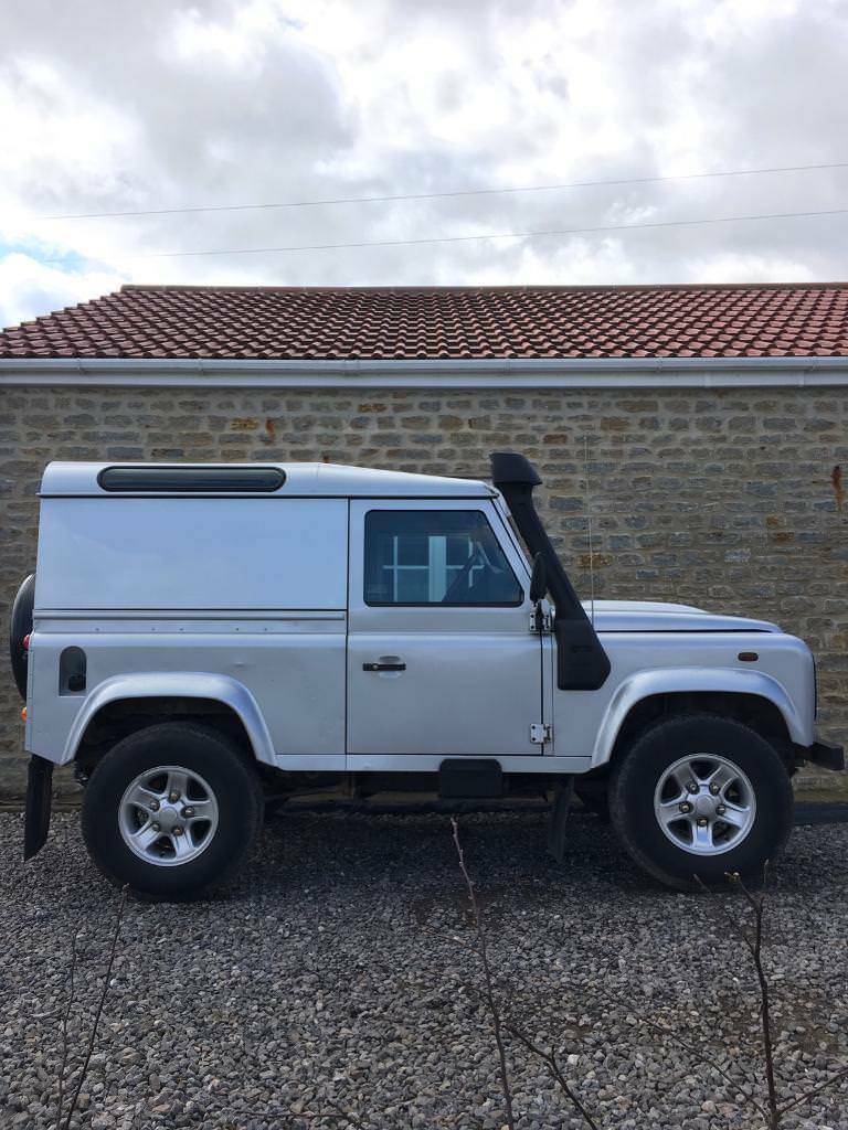 2007 Land Rover Defender County 90 TDCI low mileage | in Templecombe