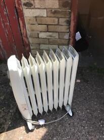 Simplex 240 vault radiator