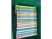 20 x Young peoples science encyclopaedia dating from 1970 vintage