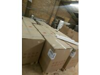 COBOL commercial 607Ltr Chest Freezer stainless steal worktop 205 cm NRAND NEW**