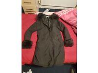 Brand new coat size L