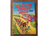 The Bash Street KIds 1984 Annual