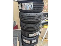 Brand new 17 Inch Tyres
