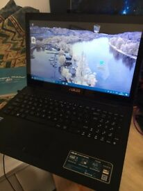 ASUS Laptop 15.6 Inch (also Touchscreen) Windows 10