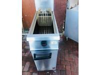Falcon gas single fryer