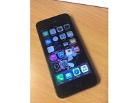 IPHONE 5 16BG UNLOCKED SLIGHT FAULT BARGAIN
