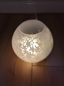 Cherry blossom style lamp