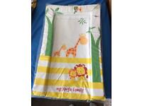 Brand new still in packet jungle family changing mat