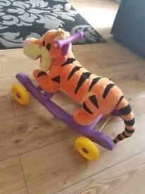 Tigger ride on