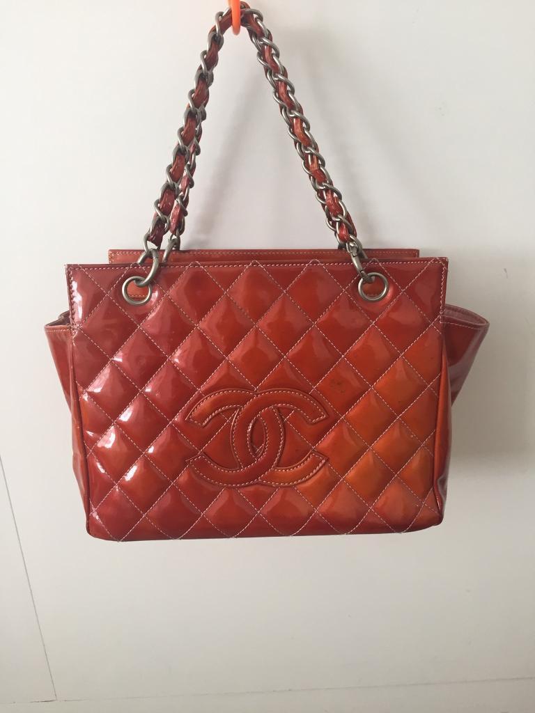 Chanel Petite Shopper Tote Bag (PST)- Genuine