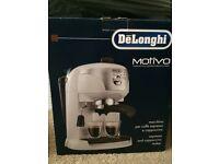 ☕️ Delonghi Motivo Coffee Machine ☕️