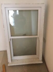 Wooden/ timber sash window