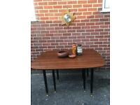 Vintage G PLAN Teak Dining Table Drop Leaf LIBERENZA Mid Century Retro 60s 70s