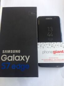 SAMSUNG S7 3DGE PRISTINE CONDITION 32GB UNLOCKED