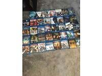 Blu rays - various