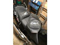 Honda CBF 600 seat cover leather Brand new