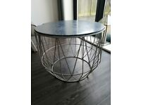 Coffee Table, Side Table, Round Table, Marble Table, Indoor