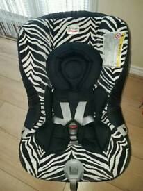 CAR SEAT BRITAX 2 IN 1 0-18 KG - £60 ONLY