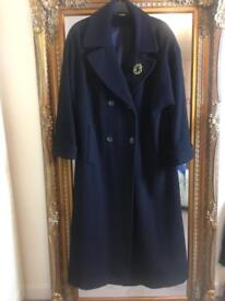 Vintage coat size 14