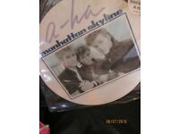 80S GROUP A-HA MANHATTAN SKYLINE 12 INCH PICTURE DISC HAVE ANOTHER PICTURE DISC AS WELL