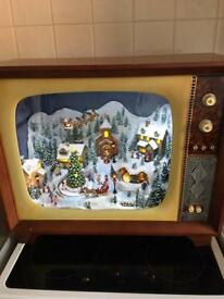 Musical Christmas tv