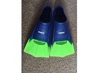 Unisex Swim Flippers