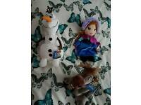 Frozen teddies