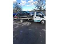 Vehicle Recovery/ scrap cars bought