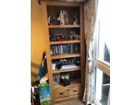 Next Hudson furniture book case