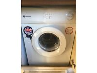 White Knight C44A7W 7KG Vented Tumble Dryer - White used once